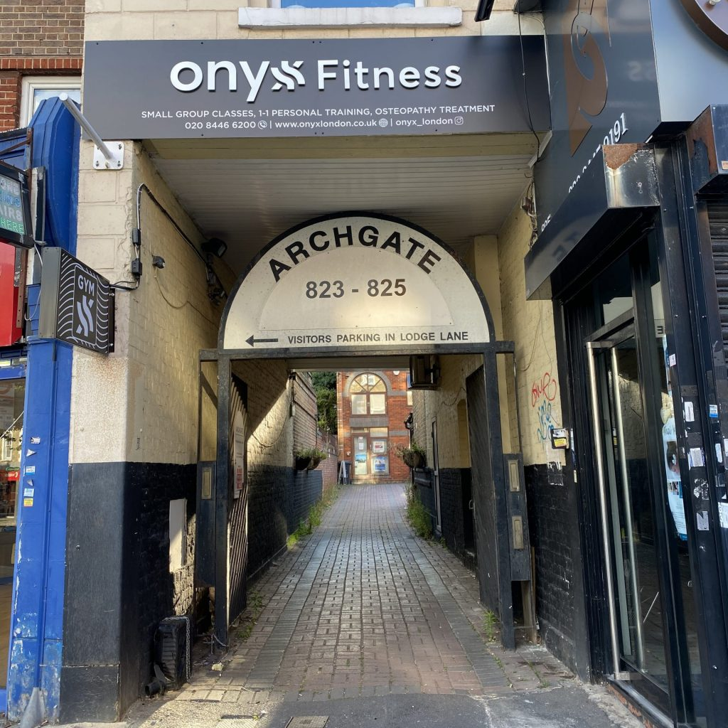 Onyx Gym - The location of At Health